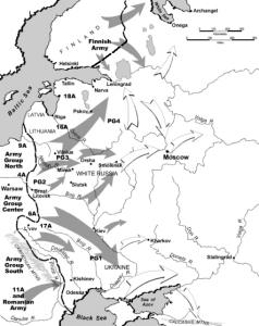 Plan ataku na Łukrajinie